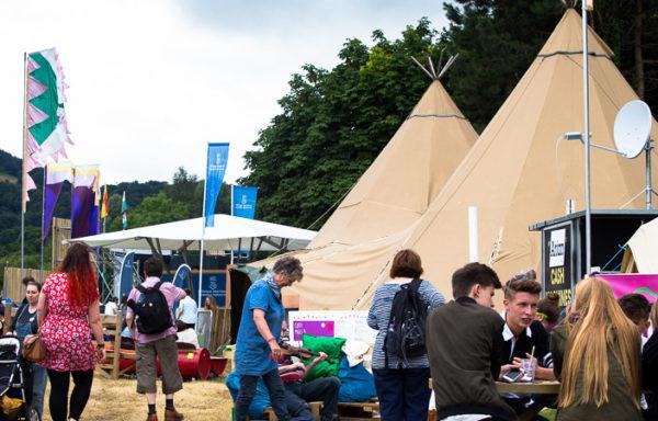 Cymraeg Festival Team